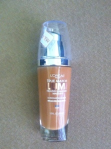 Loreal True Match Lumi Foundation Review