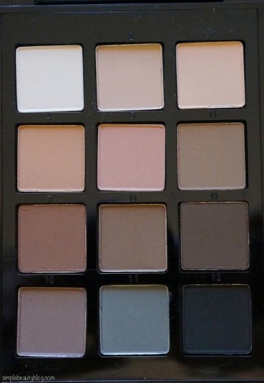 Review: Sonia Kashuk Eye on Neutral Palette