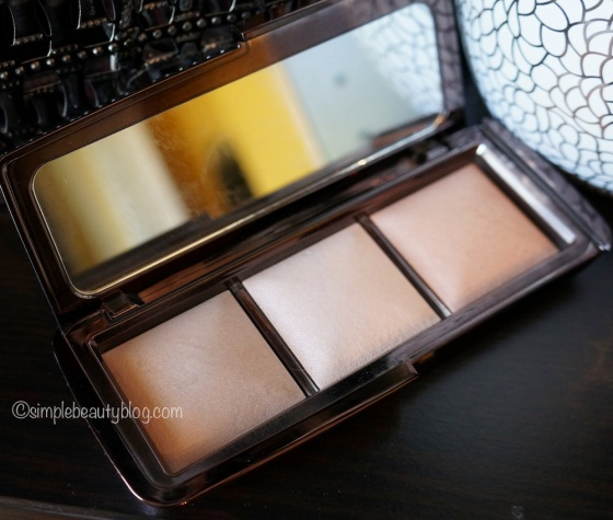 Hourglass Ambient Lighting Palette Review & Demo