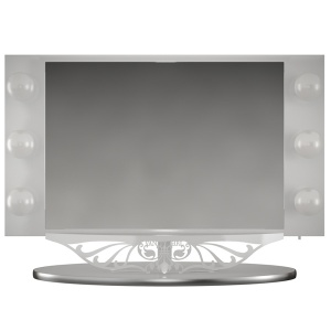 The Starlet Table Top Mirror