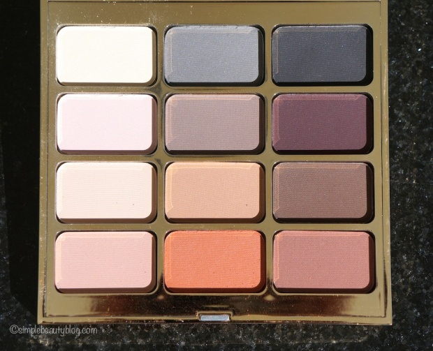 Stila Eyes Are the Window Palette in Mind